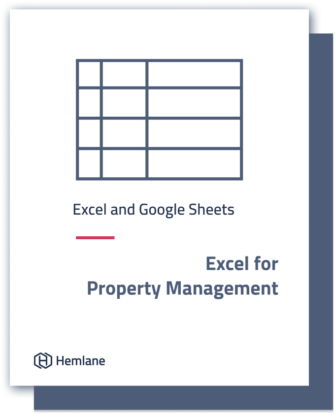 Excel for Property Management